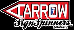 AArrow Sign Spinners